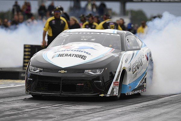 C. Force, Kalitta, Gray and Hines secure No. 1 qualifiers at Carolina Nationals