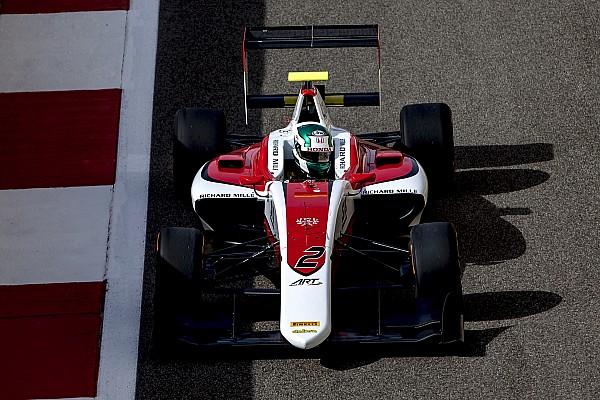 GP3 F3 and Formula Renault frontrunners headline GP3 test entry list