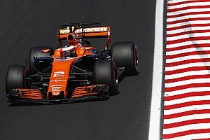 Fórmula 1 Noticias Vandoorne penaliza 35 posiciones por mejoras de Honda