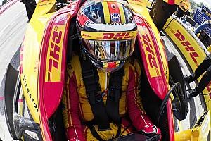 IndyCar Reporte de prácticas Hunter-Reay lidera la primera en Pocono y Chaves en décimo