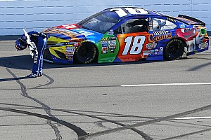 NASCAR Cup Race report Kyle Busch ends winless streak with first Pocono victory