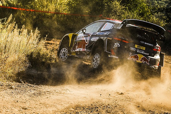 WRC: Sebastien Ogier führt nach WP 1 der Rallye Argentinien