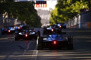 Formule E Résultats La grille de départ de l'ePrix de Paris