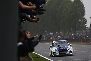 BTCC Breaking news BTCC champion Sutton stays at BMR Subaru