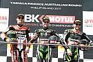 WSBK Першу гонку сезону-2017 WSBK виграв Рей