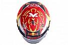 Формула 1 Ферстаппен показал шлем для сезона-2017
