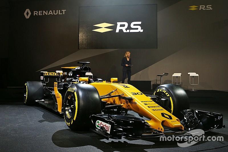 【F1】新PUに自信のルノー「攻めなければ、F1にいる意味はない」