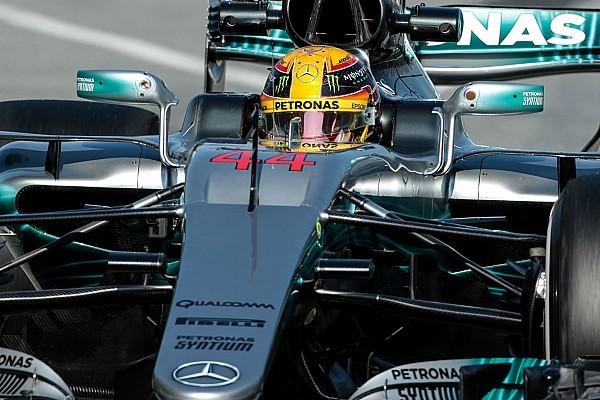 Формула 1 Отчет о тестах Хэмилтон стал быстрейшим в первый день тестов