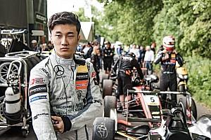 EK Formule 3 Nieuws Makino mist EK F3 Spa en Zandvoort vanwege gebroken pols