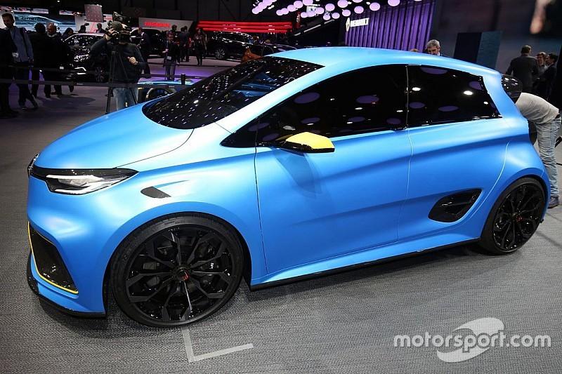 Renault prêt à dégainer sa Zoe e-sport