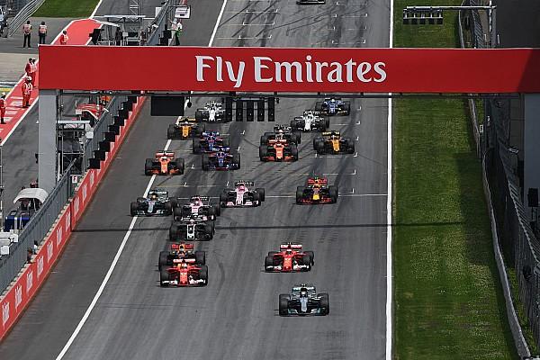 Formule 1 Actualités La FIA durcit les règles pour les départs