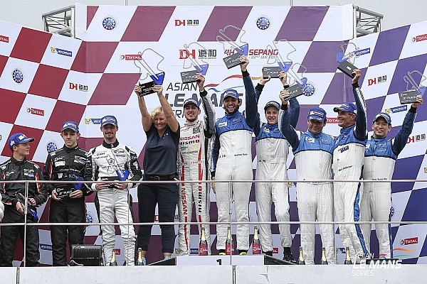 Algarve Pro Racing claim first win and Championship title