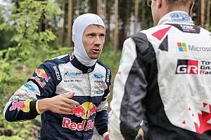 WRC Leg звіт Ралі Фінляндія: Ож'є припиняє боротьбу!
