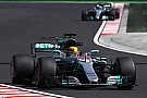 Formula 1 Mercedes duo say car wasn't