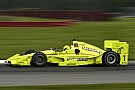 Simon Pagenaud hat beim IndyCar-Finale in Sonoma