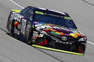 NASCAR Cup Qualifyingbericht Kyle Busch beim NASCAR Playoff-Auftakt in Chicago auf Pole
