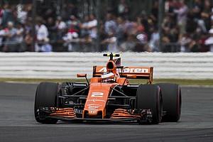 Formula 1 Son dakika McLaren, Pirelli'nin 2018 lastiklerini test ediyor