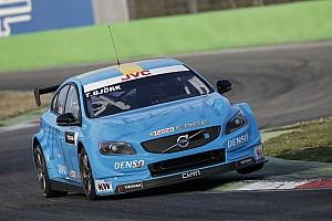 WTCC Practice report Monza WTCC: Bjork leads Volvo 1-2 in second practice