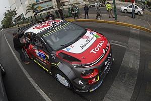 WRC Etappeverslag WRC Mexico: Meeke wint ondanks incident Power Stage