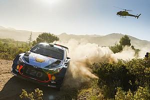 WRC Prova speciale Sardegna, PS10: Paddon ricomincia alla grande