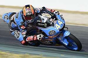 Moto3 Breaking news Canet stays in Moto3 in 2018 with Estrella Galicia