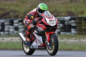 ARRC Qualifying report ARRC Johor: Gerry start ketiga di kualifikasi AP250