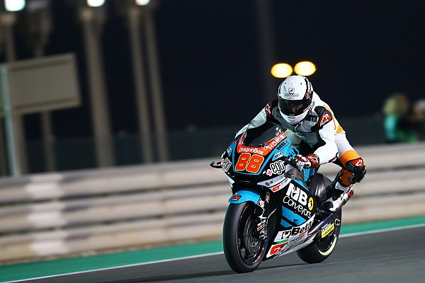 Cardus to replace injured Binder for Austin Moto2 round