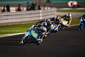 Moto3 Race report Moto3 Qatar: Mir kalahkan McPhee dan Martin