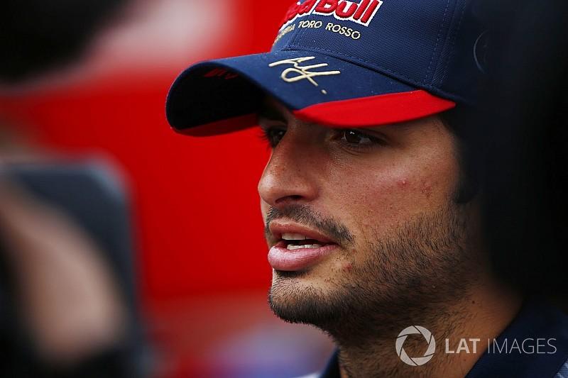 Sainz stays shtum as F1 engine saga reaches end