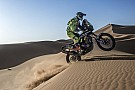 Cross-Country Rally Merzouga Rally: Sherco TVS' Pedrero fourth, Hero's Santosh in top 15