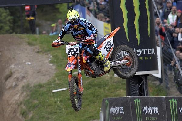 Mondiale Cross MxGP Qualifiche Antonio Cairoli torna alla vittoria nelle qualifiche del GP del Trentino