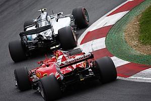 Análisis técnico: detalles de la lucha entre Ferrari y Mercedes
