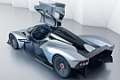 Automotive Aston Martin Valkyrie's lap times could rival F1 cars