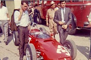 """1961, quando Clay Regazzoni ancora """"sognava"""" le Ferrari..."""