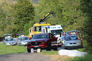 Hillclimb Breaking news Driver killed in Swiss hillclimb crash