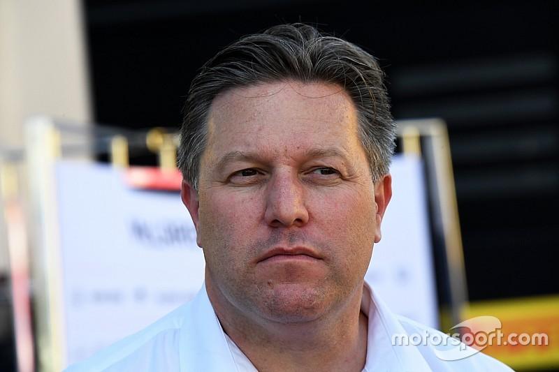 Brown: Takımlar, F1 için bazı şeylerden ödün vermek zorunda