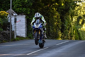 Road racing Breaking news Dunlop pulls out of Isle of Man TT due to injury