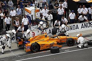 McLaren: Indy 500-deelname Alonso mogelijk voorbode volledig seizoen