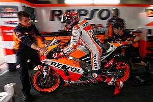 MotoGP Отчет о тренировке Маркес стал быстрейшим по итогам пятницы