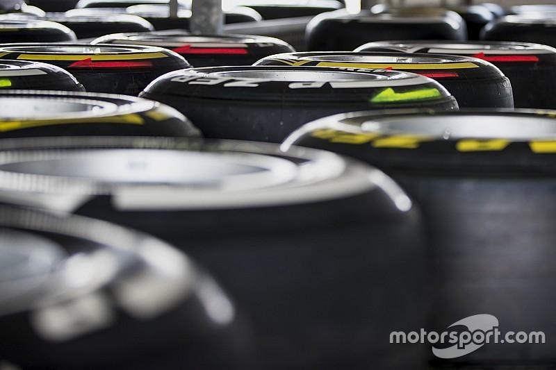 Offiziell: Das Testprogramm für die F1-Reifentests 2017