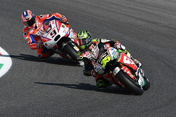 MotoGP Crutchlow acusa Michelin de ter feito pneu para Ducati