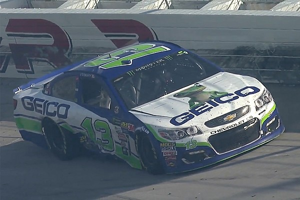Great day for RCR derailed by late-race wrecks