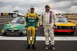 Stock Car Brasil Últimas notícias Marcos e Paulão Gomes correm juntos no Velo Città