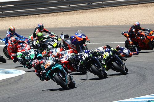 2020 MotoGP championship points after Andalusia Grand Prix