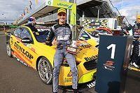 Percat enjoyed cloud-free Supercars win
