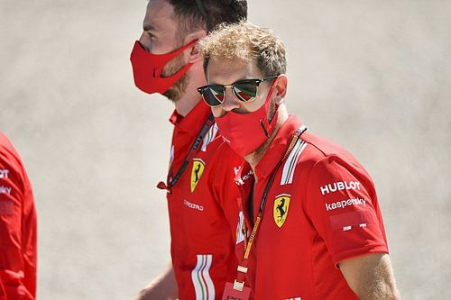 """Vettel """"surprised"""" by Ferrari exit, wasn't offered new deal"""