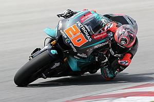 Quartararo compara su precoz salto a MotoGP con el debut de Mbappé con Francia