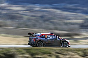 Loeb et Hyundai ont choisi leur quatrième rallye