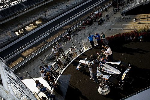 インディ500、今季は徹底したコロナ対策を実施。13万5000人の観客動員を予定