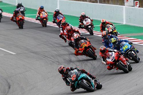 GP de Cataluña MotoGP: Timeline vuelta por vuelta